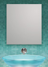 картинка Телевизор в зеркале Ad Notam BATHROOM MIRROR TV LINE PURE MAGIC (MAGIC MIRROR®) 10.4 TV PAL / 70 x 160